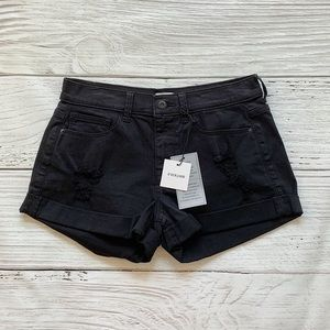 NWT! Sneak Peek Sexy Boyfriend Style Shorts